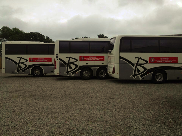 Charlton Athletic - Fan Coach Transportation