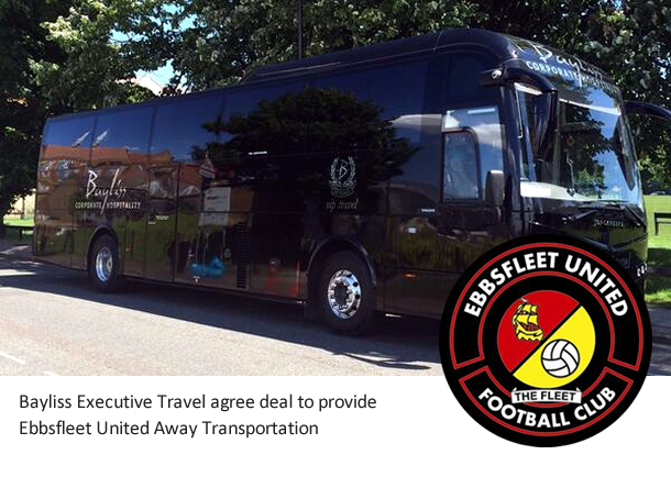 Ebbsfleet United - Coach deal